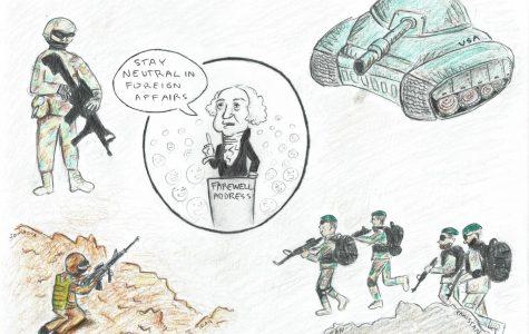 Editorial Cartoon: Washington's Wish