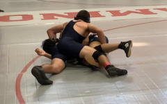 Varsity wrestling continues to find footing at Colt Invitational