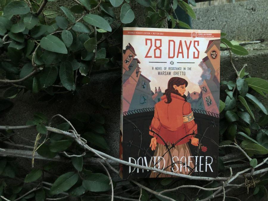 David+Safier%27s+YA+novel+%2228+Days%22+comes+out+on+March+10%2C+2020.