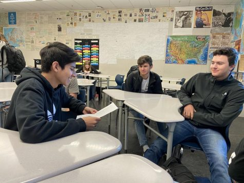 Students reflect on their participation in Mock Trial