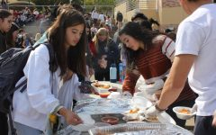 Students share their ancestry through the Heritage Fair food sale
