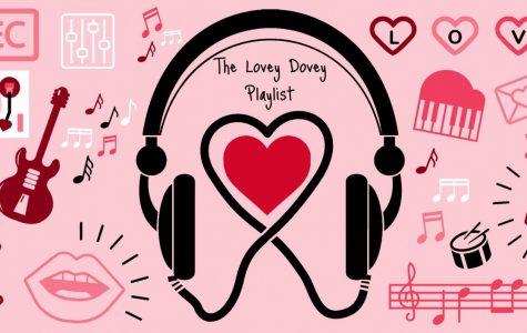 The Lovey Dovey Playlist