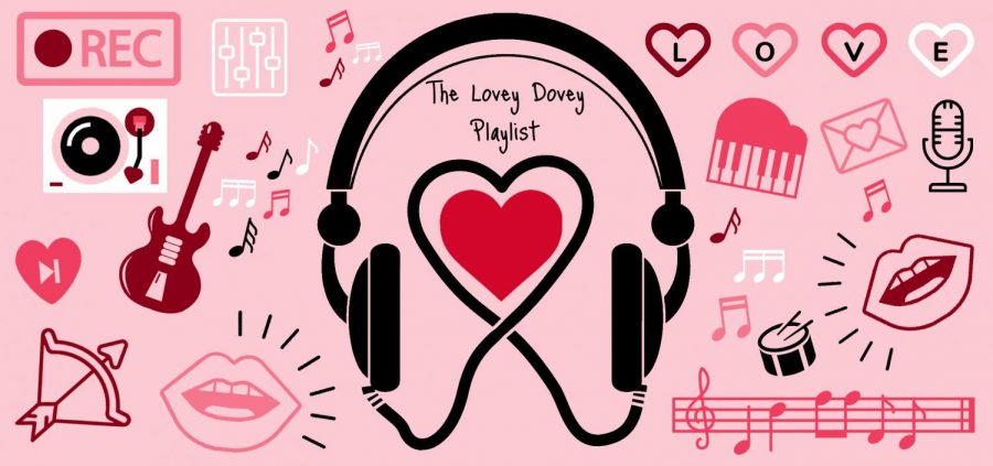 The Lovey Dovey Playlist