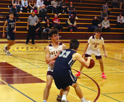 Scots dominate Woodside in a battle of rivals