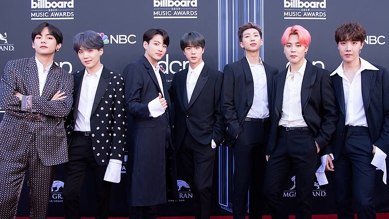 Bangtan Sonyeondan (BTS) attends the 2019 Billboard Music Awards. With their latest album, BTS explores their path of success and the highs and lows that come with it.