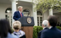 Trump extends federal guidelines for social distancing