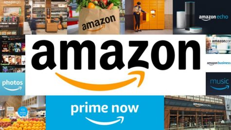 Amazon is taking over the world along with the retail industry.