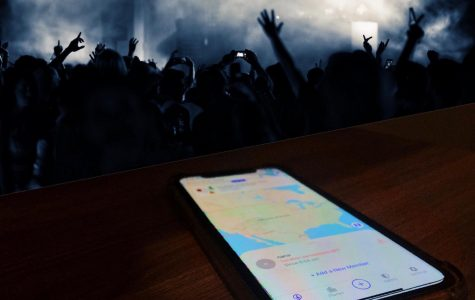 A teen leaves their phone at home while they go to a concert without their parents' permission. Life360 shows the parents that the teen is at home, but in reality, the teen is elsewhere, without a phone to call for help if needed.