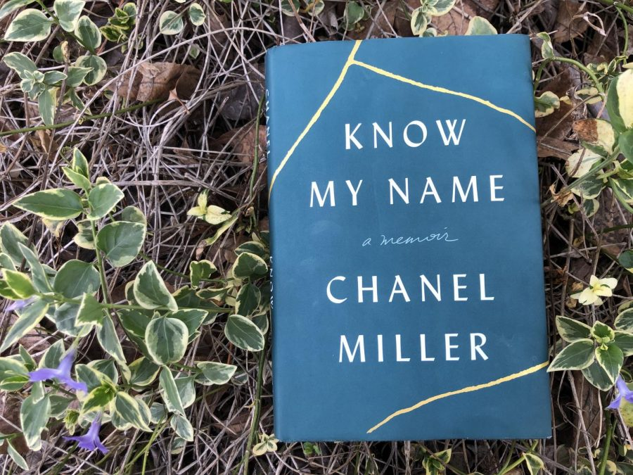In+the+memoir%2C+%22Know+My+Name%2C%22+by+Chanel+Miller%2C+she+%22reclaims+her+identity+to+tell+her+story+of+trauma%2C+transcendence%2C+and+the+power+of+words.%22