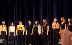 Students introduce Lookin' Sharp to Carlmont's choir