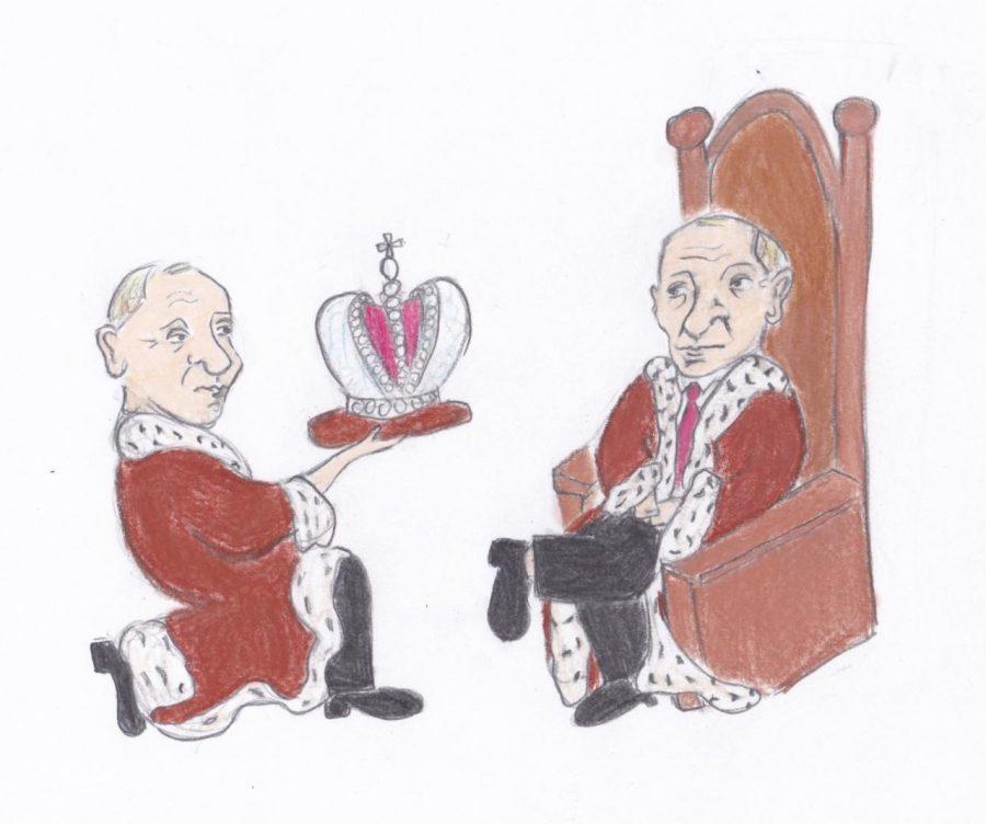 Cartoon: Putin's 'Presidency'