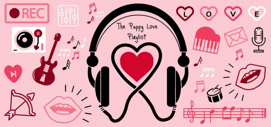 The Puppy Love Playlist