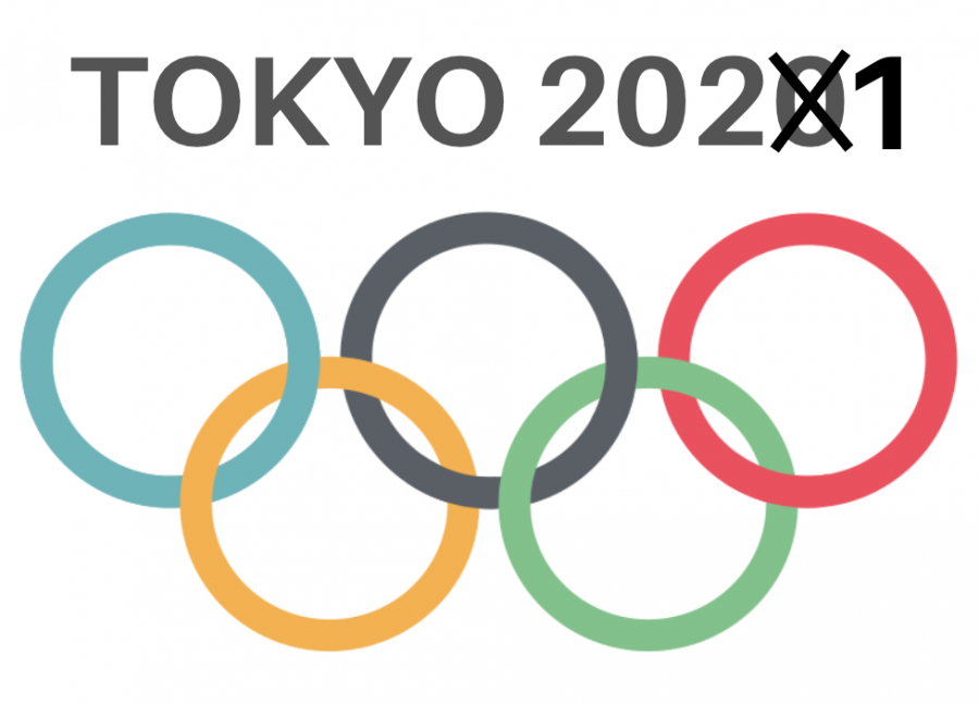 The 2020 Tokyo Olympics are postponed to 2021 until further notice.