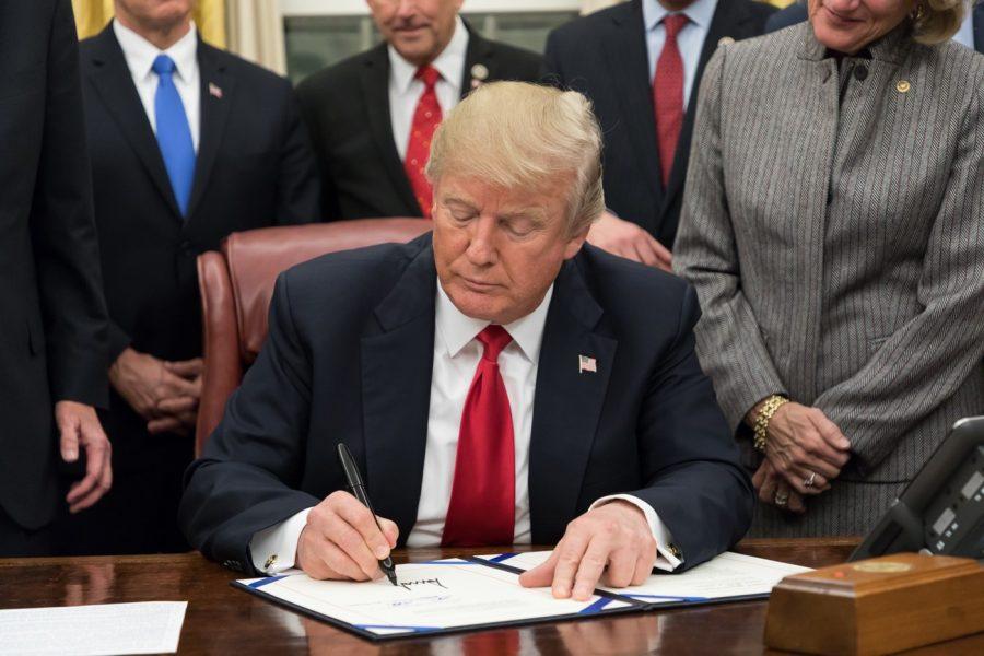 Trump signs $2 trillion stimulus bill amid COVID-19 crisis
