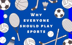 In Episode 5, host David Su offers his opinion on why everyone should be involved in sports.