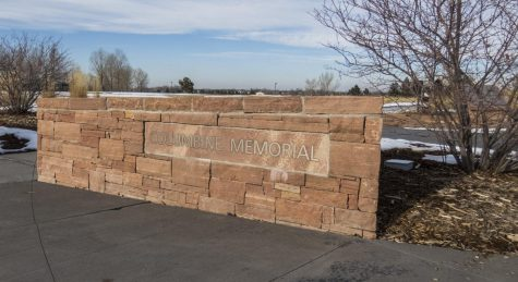 The Columbine High School memorial was constructed to honor those that lost their lives during the shooting.
