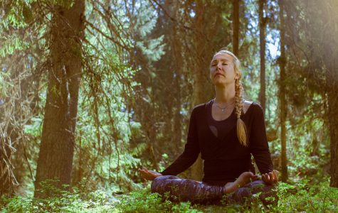 Meditation is beneficial when it comes to reducing stress while in quarantine.