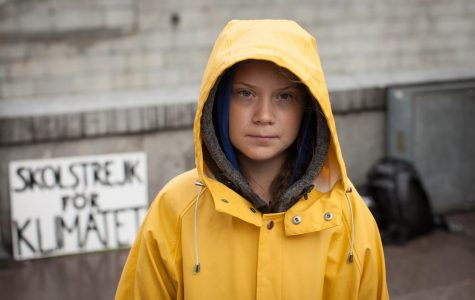 Greta Thunberg fights for the worsening climate, despite older opposition.