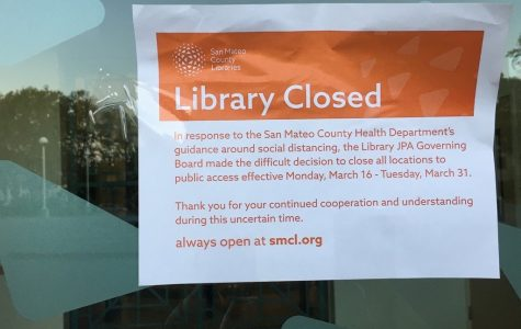 Libraries, amongst other public areas, are closed due to COVID-19, leaving its workers with compromised or nonexistent hours for an indefinite period.