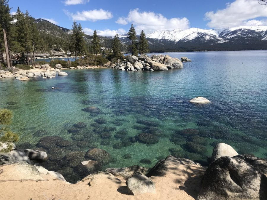 Although+Lake+Tahoe+has+been+a+popular+tourist+attraction%2C+people+are+now+flocking+to+the+vacation+communities+to+escape+the+dense+urban+population%2C+causing+anxiety+among+permanent+residents.+