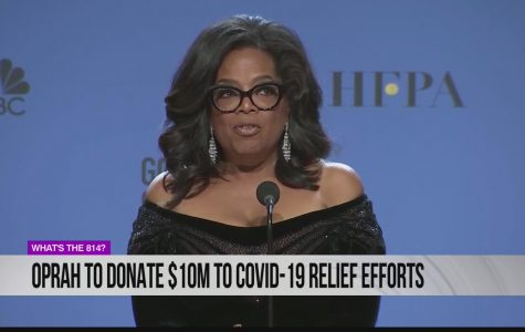 Oprah Winfrey pledges to donate $10 million to COVID-19 organizations in hopes to help those in need.