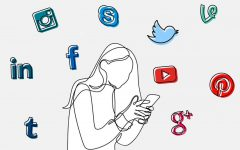 Social media plays a double-edged role in society