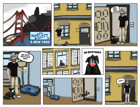 Carl Monty and Scott move into their new apartment. However, Scott is not too pleased.