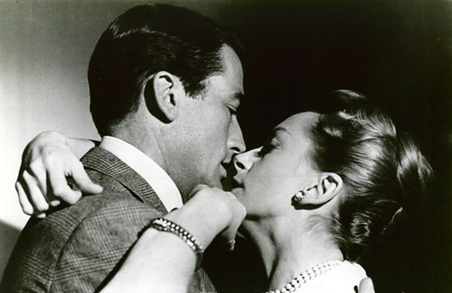 Deborah Kerr and Gregory Peck act in Beloved Infidel (1959). Movies that sensationalize real life love stories, as Beloved Infidel does to F. Scott Fitzgeralds relationship with Sheila Graham, only serve to warp our expectations of love in daily life.
