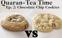 Quaran-Tea Time Ep. 2: Chocolate chip cookies