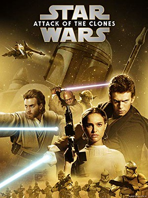 Attack of the Clones was the second episode of the prequels and made up for its average acting with an interesting plot and lots of action.
