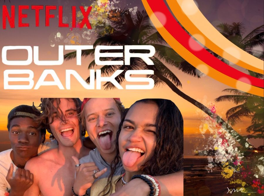 Outer Banks follows the story of four teens from the wrong side of the tracks, and the obstacles they overcome during the ultimate treasure hunt.
