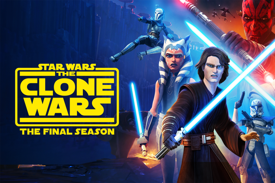 """Star Wars: The Clone Wars"" marks the best Star Wars content of all time"