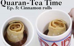 Quaran-Tea Time Ep. 5: Cinnamon rolls