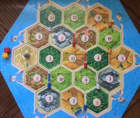 Board Game Reviews The Settlers Of Catan Scot Scoop News
