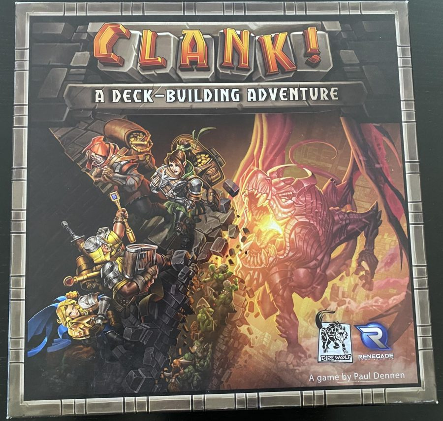 Board Game Reviews: Clank! A Deck-Building Adventure
