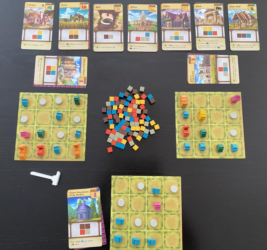 Board Game Reviews: Tiny Towns
