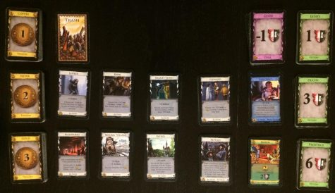 A game of Dominion using only kingdom cards from the Dominion Intrigue expansion.