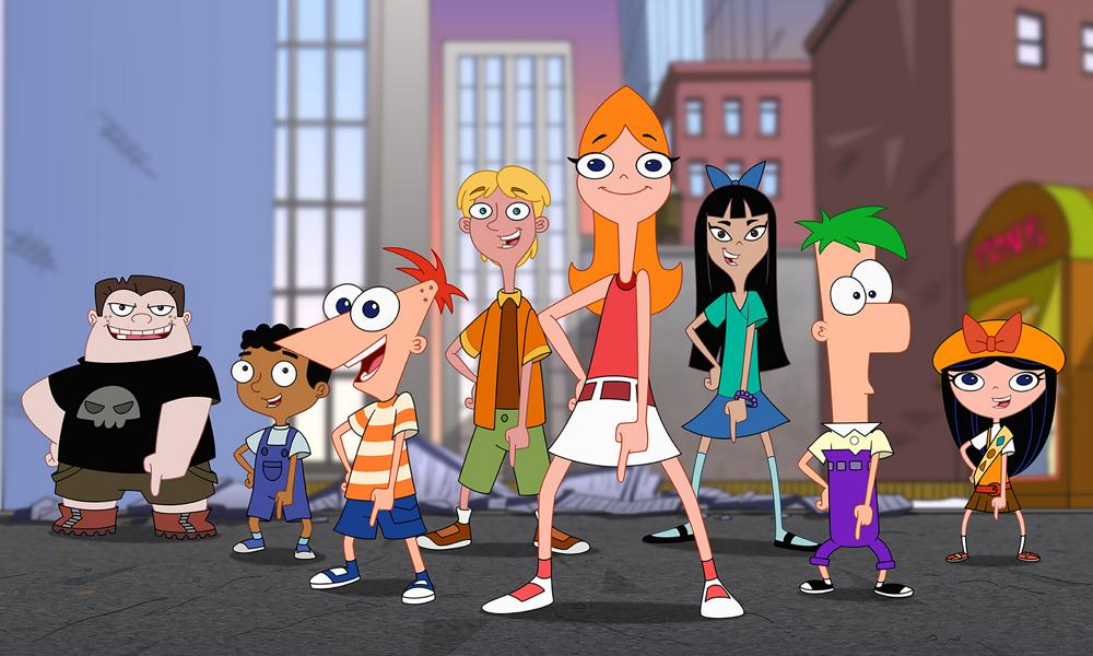 """Phineas and Ferb: Candace Against the Universe"" recently released on Disney+."