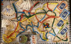 The Ticket to Ride Europe 1912 expansion includes new destination tickets and a