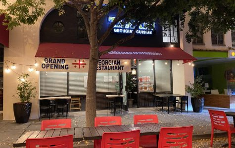 Tamari Restaurant settles  in San Carlos with a alluring atmosphere.