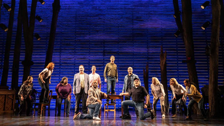 'Come From Away' is a heartfelt celebration of kindness