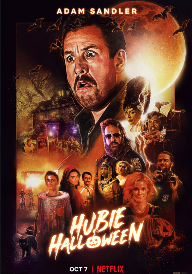 'Hubie Halloween' disappoints audiences with bad jokes and boring storyline