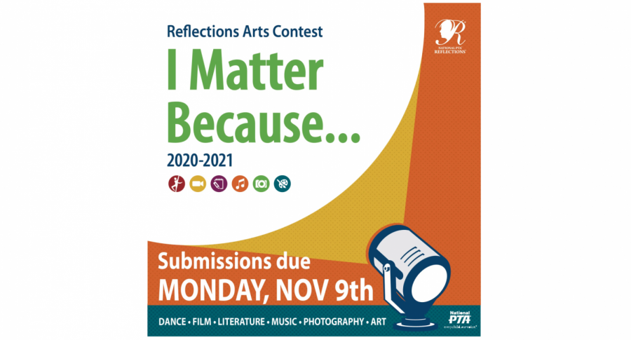 Reflections Art Contest offers creative outlet for students