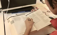 As test dates are nearing, students are beginning to study and taking as much practice tests as possible.