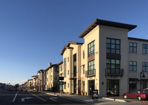 Situated in downtown San Carlos, the Trestle Apartments provide limited affordable, below-market-rate options for prospective tenants.