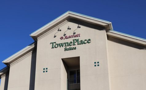 The TownePlace Suites is one of the hotels purchased by Project Homekey and plans to provide housing for seniors.