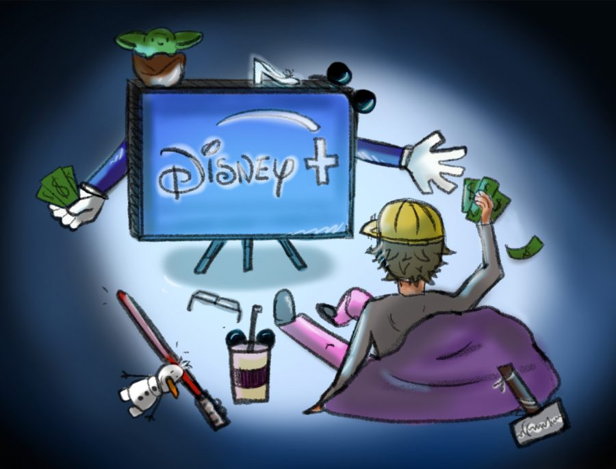 Despite the pandemic situation, Disney has had a successful year with over 73.7 million subscriptions to its streaming service Disney Plus.