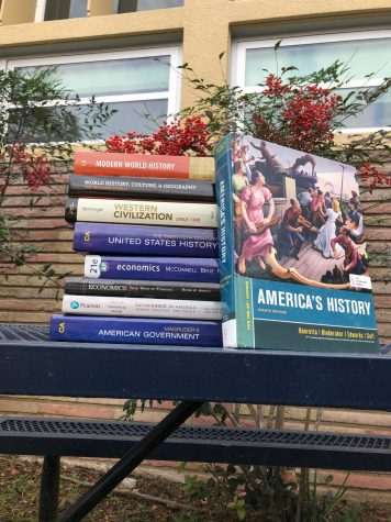 Many students believe that the history textbooks at Carlmont's history are too eurocentric and don't address issues involving imperialism.