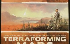 Terraforming Mars is a strategic economic board game where players raise global parameters, build cities, and race to claim milestones on Mars.