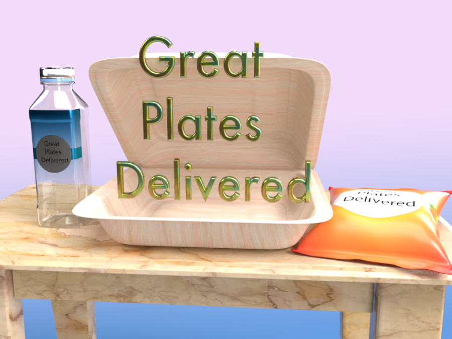 Great Plates Delivered delivers to seniors in need